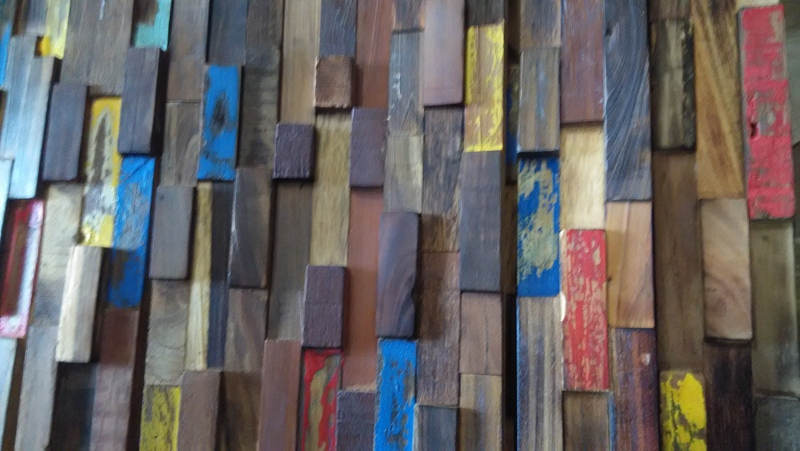 Wood wall cover wood panel manufacturer erosion teak How to disguise wood paneling